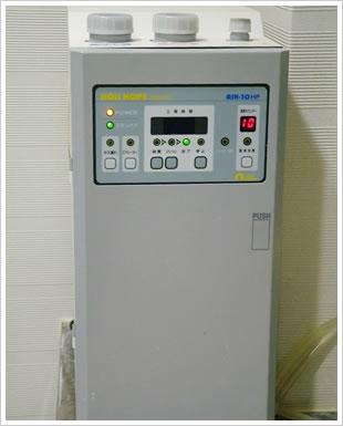 ホルホープ滅菌器